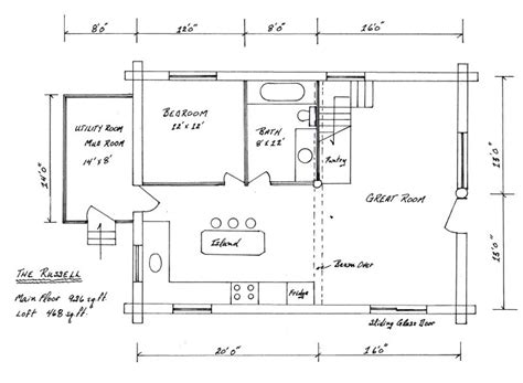 cabin floor plans canada russell log cabin plans log home plans bc canada