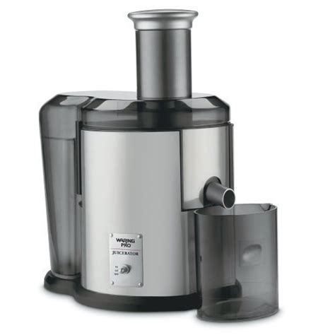 waring professional pro wide feed chute juicer