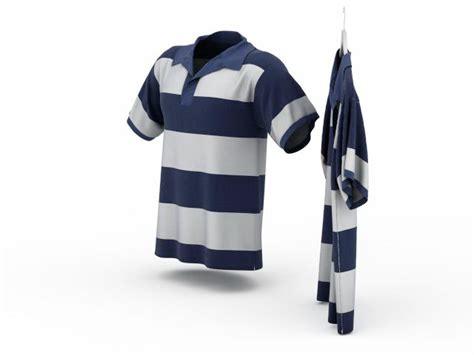 Hanger Zara Dewasa Model Polos striped t shirts 3d model 3ds max files free modeling 34247 on cadnav