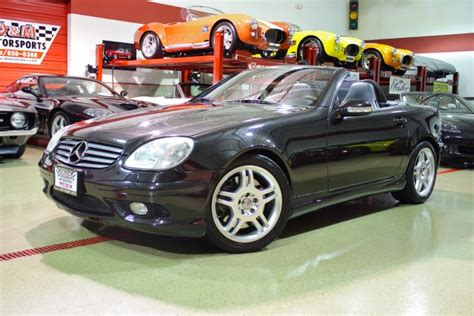 how it works cars 2002 mercedes benz slk class parental controls 2002 mercedes benz slk class slk32 amg stock m4775 for sale near glen ellyn il il mercedes