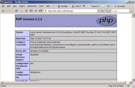 php xcache tutorial integrating xcache into php5 mandriva 2008 0 apache2