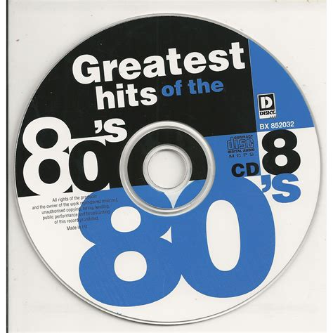 house music greatest hits greatest hits of the 80 s cd8 mp3 buy full tracklist