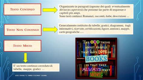 non e testo prova invalsi italiano ppt scaricare