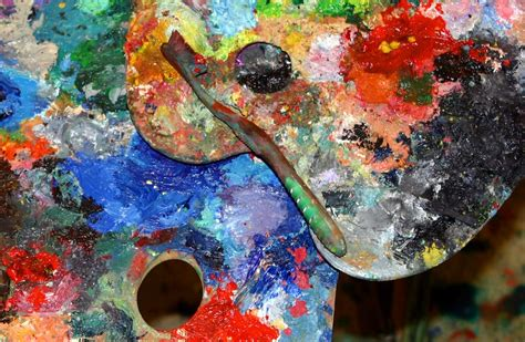 Painting Palette by Palette Tips Organize Your Paints