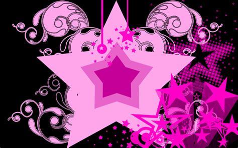 wallpaper pink stars pink star wallpaper by estudyante on deviantart