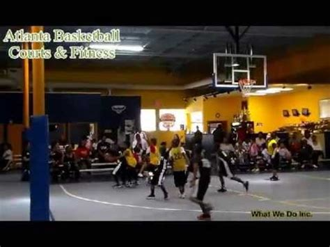Atlanta Judiciary Search Youth Basketball At Atlanta Basketball Courts Fitness
