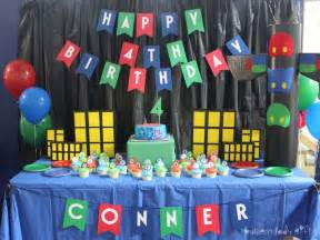 pj masks birthday party ideas photo 1 11 catch party