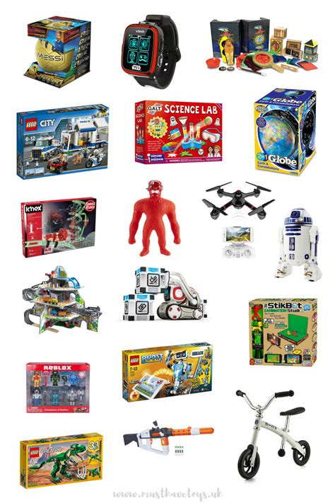 christmas presents for boys 2017 must have toys uk