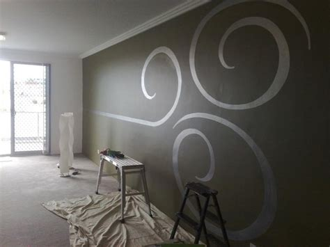 metallic swirl grey room things for my wall stripes flats and grey