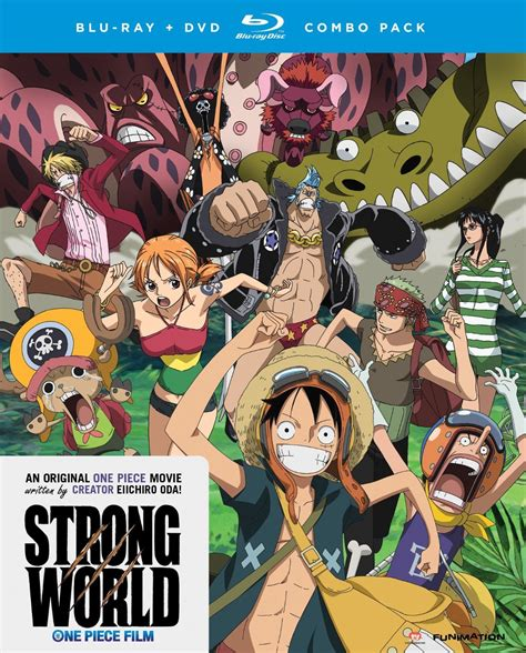 one piece film x strong world one piece film strong world 2009 movie