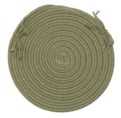 Olive Pad georgetown olive chair pad