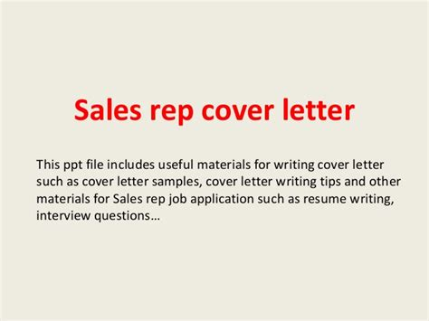 cold canvassing cover letter exles