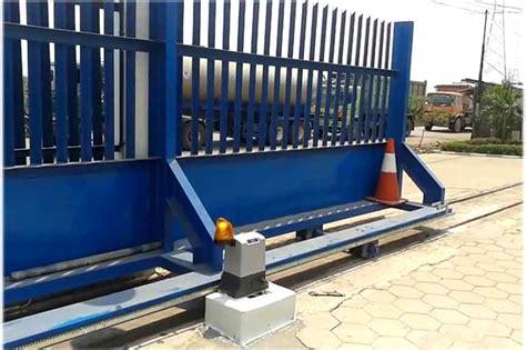 Sliding Gate Mesin Pintu Pagar Otomatis Jakarta jual pintu pagar otomatis gerbang otomatis sliding