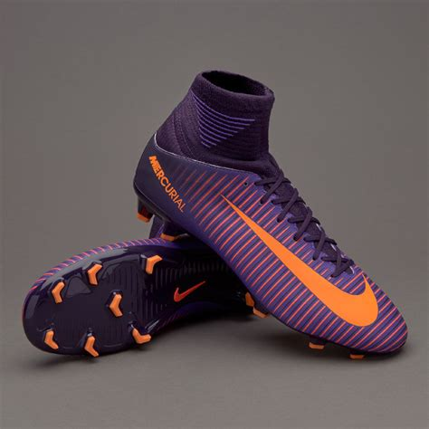 new junior nike mercurial superfly v fg sock football