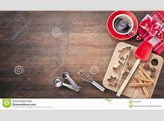 Christmas Baking Wood Background Stock Photo - Image: 61925973 Xmas Ornaments To Make