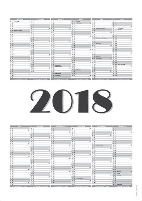 Calendar 2018 Print Kalender 2018 Print 28 Images 2018 2019 Calendar Free