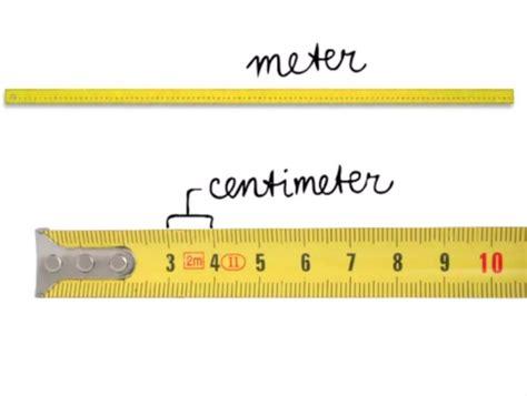 in a meter lengtematen 1 meter en centimeter de sommenfabriek
