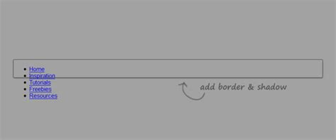 tutorial css less less css tutorial designing a slick menu navigation bar
