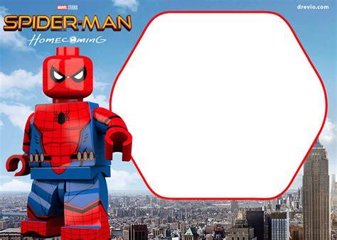 Free Printable Marvel S Lego Invitation Free Invitation Templates Drevio Marvel Invitation Template Free