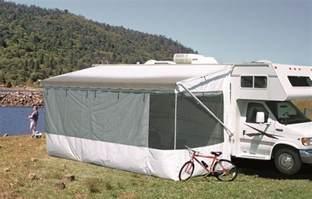 rv awning rooms rv screen rooms add a patio room enclosure shop