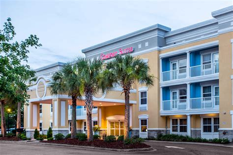 Comfort Suites At Isle Of Palms Connector In Mount