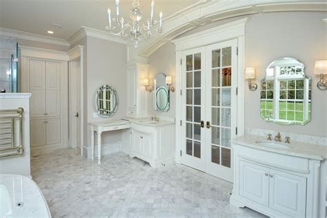 Modern Bathroom Hers His And Hers Separate Bathrooms Bathroom Contemporary With
