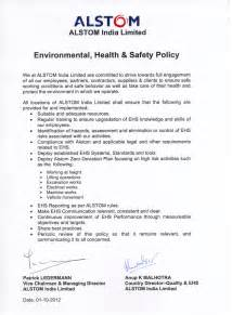 ehs policy template ehs policy