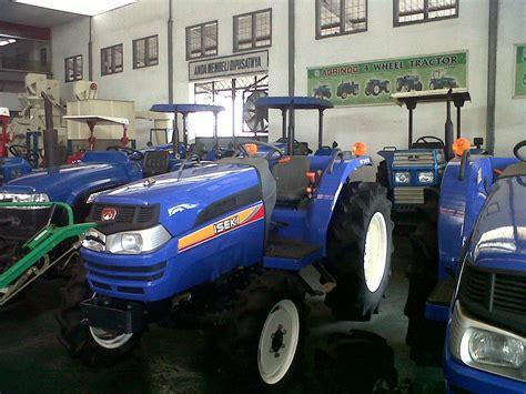 Mesin Pemipil Jagung Roda Empat jual traktor mini iseki harga murah jakarta oleh pt surya