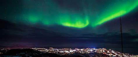 lights ride northern lights ride ilulissat disko bay northern