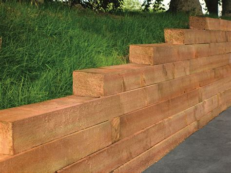 Landscape Timbers 4 X 6 Landscape Timbers Outdoor Essentials