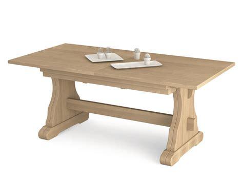 tavolo fratino prezzi tavolo allungabile rettangolare in legno fratino tavolo