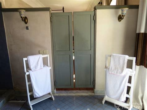 bathroom swinging doors hotel l iglesia in el jadida sleeping in a moroccan church