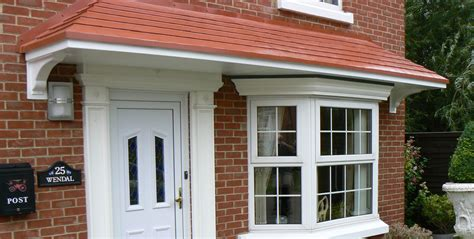 Front Door Awnings by Front Door Porch Canopies Canopies Uk