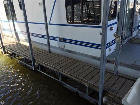 used catamaran for sale texas 2002 used catamaran cruisers 35 house boat for sale