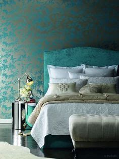 turquoise wallpaper bedroom 1000 ideas about turquoise wallpaper on pinterest teal