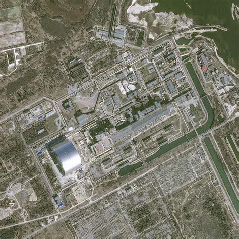 imagenes satelitales birdseye chernobyl 30 years of satellite observation airbus