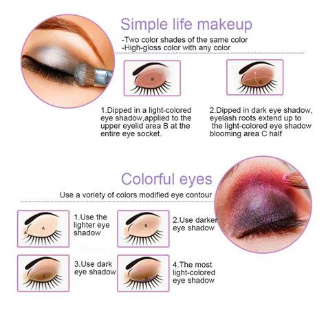 Eyeshadow Wardah Warna Lengkap ucanbe eye shadow 4 warna no 3 pearl color jakartanotebook