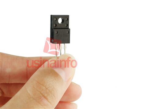 o transistor mosfet é um componente muito importante transistor mosfet 5n60c para projetos usinainfo