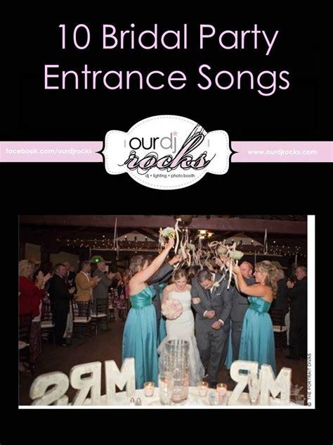 Wedding Entrance Songs by Wedding Songs Wedding Reception Entrance Bridal