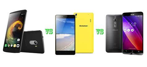 Lenovo Vibe K3 lenovo vibe k4 note vs k3 note vs zenfone 2 specs comparison