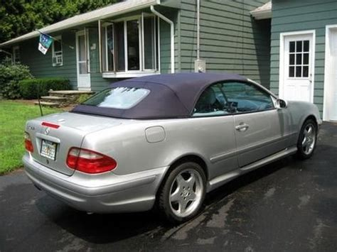 how to work on cars 2001 mercedes benz cl class regenerative braking buy used 2001 mercedes benz clk430 base convertible 2 door 4 3l rare blue top xm gps in