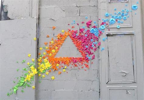 Origami Installation - origami installation clatter