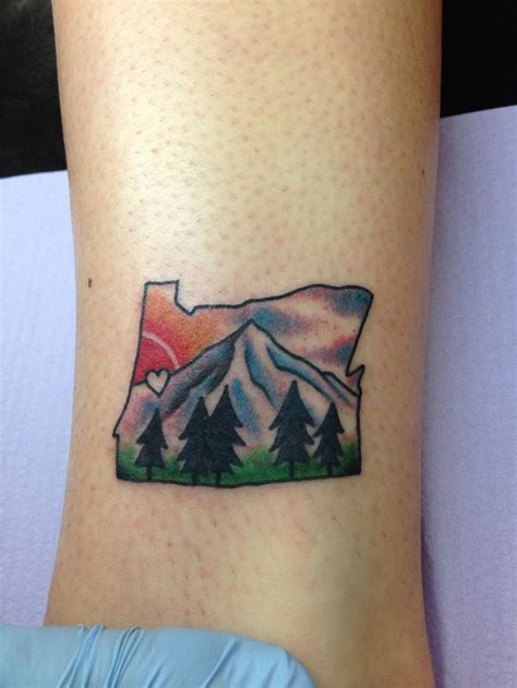 oregon tattoo ideas best 25 oregon ideas on