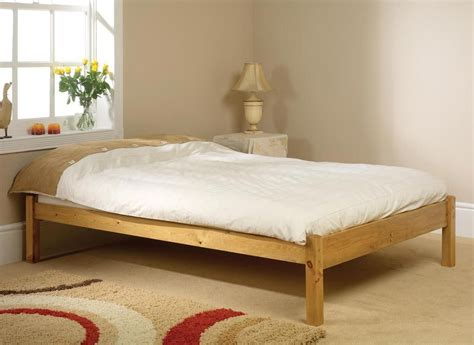 bed frames without headboard studio bed frame from
