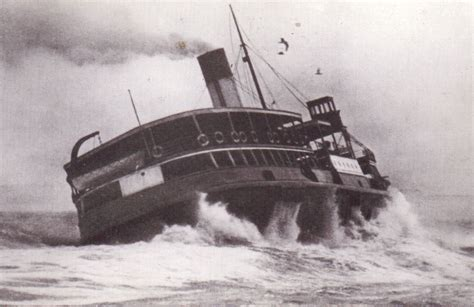 boat service liverpool the mersey ferry vessels through the years