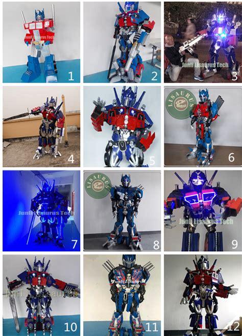 Kostum Anak Karakter Transformer Optimus Prime 2 5 Tahun ganzk 246 rper optimus prime armorssuit optimus armor costume