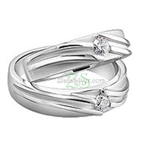 Cincin Kawin Nikah Pasangan Tunangan Palladium Perak 972 cincin kawin balia zlata silver