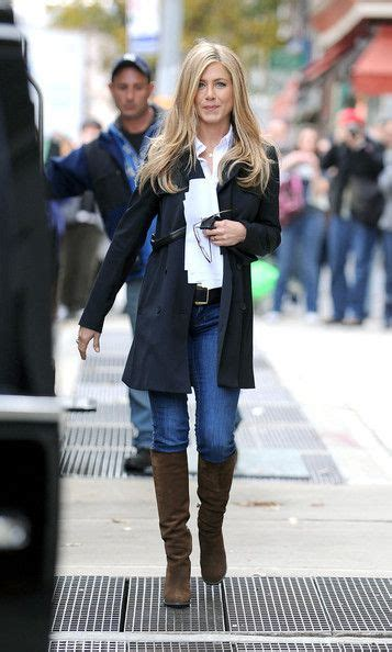 Aniston Wanderlust Wardrobe by Aniston In Aniston On The Set Of Quot Wanderlust Quot The And