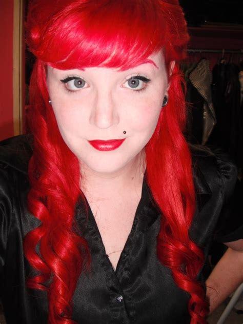 Harga Loreal Hicolor magenta hair color from sally39s hair of magenta