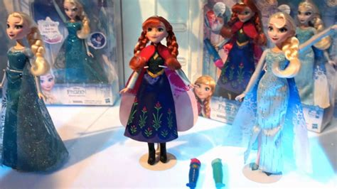 frozen and dolls disney frozen dolls and toys